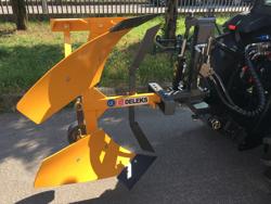 hydraulischer wendepflug für kleintraktoren mod drhp 35