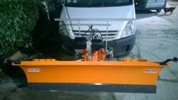 schneeschild 220 cm für geländewagen mittelschwere ausführung mod ln 220 j
