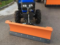 schneeschild mit universalplatte 150cm leichte ausführung mod lns 150 a