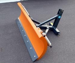 schneepflug mit dreipunkt aufnahme 150cm leichte ausführung mod lns 150 c