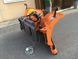 schneepflug für minibagger 200 cm mod lnv 200 m