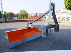 planierschild 110cm für traktoren wie z b kubota mod dl 110