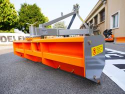 planierschild 150cm für traktoren mod dl 150