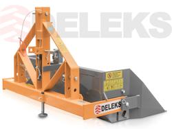 mechanische heckschaufel 180 cm breit schwere ausführung mod prm 180 h