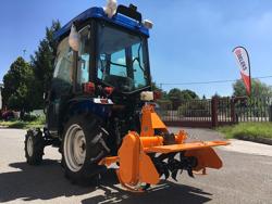 bodenfräse leichte ausführung für traktoren kubota iseki carraro mod dfl 95