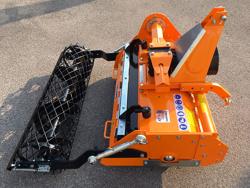 umkehrfräse mit feinkrümmelwalze für traktor mod dfu 100