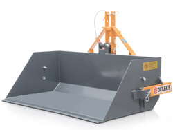 mechanische kippschaufel 100 cm breit mod prm 100 l
