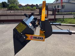 hydraulische heckschaufel 180 cm breit schwere ausführung für gabelstapler mod pri 180 hm