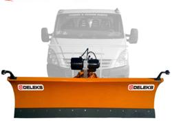 schneeschild 250 cm für geländewagen mittelschwere ausführung mod ln 250 j