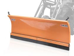 schneeschild mit euroaufnahme für frontlader schwere ausführung mod ssh 04 2 2 e