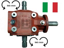 getriebe rebos italia reversibel