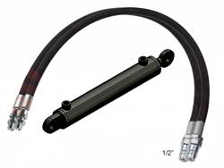 hydraulikzylinder set für prm 120 140 l