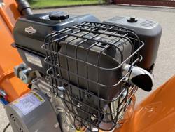 benzin häcksler schredder mit motor mod dk 800 briggs amp stratton