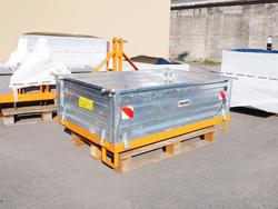 heckcontainer für traktoren mod t 1400