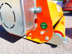 schlegelmulcher für traktoren wie z b kubota carraro 100cm mod ape 100