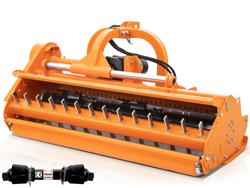 mulcher mit hammerschlegel hydraulisch verstellbar schwere ausführung mod toro 190