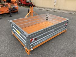 transportlåda för traktor t 1600