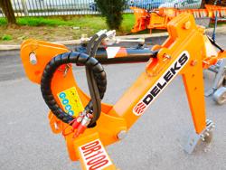 tiefenlockerer für traktoren mod dr 100h