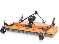 sichelmäher mit 3 horizontal angelegten messern 120cm mod dm 120