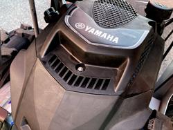 motorschubkarre 4x4 mit yamaha md 400