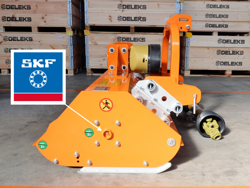 schlegelmulcher 120 cm mit seitenverstellung für leichte ausführung mod lince sp120