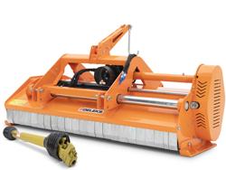 mulcher mit hammerschlegel hydraulisch verstellbar schwere ausführung mod buffalo 230