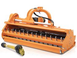 mulcher mit hammerschlegel hydraulisch verstellbar schwere ausführung mod toro 220