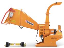 hydraulischer holzhäcksler mit eigenölversorgung für traktor mod dk 1500