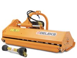 mulcher mit hydraulische seitenverstellung für traktoren mod jaguar 170
