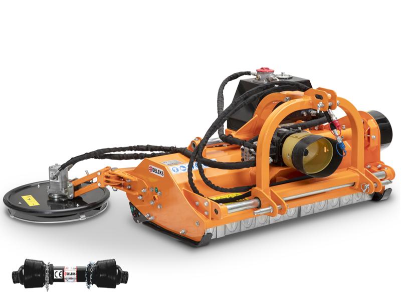 mittelschwerer-mulcher-mit-hydraulische-seitenverstellung-und-zwischenreihenscheibe-für-traktoren-mod-interfila-130