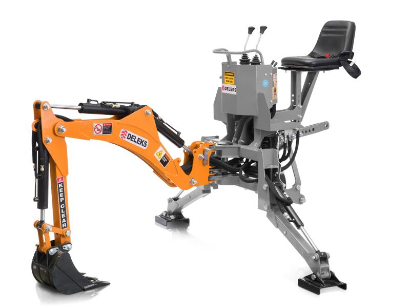 mini-heckbagger-für-traktor-inkl-baggerlöffel-mod-dk-950