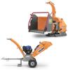 professioneller biohäcksler häcksler für traktoren häcksler mit zapfwellenantrieb
