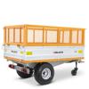 kippanhänger dreiseitenkipper geeignet für traktoren